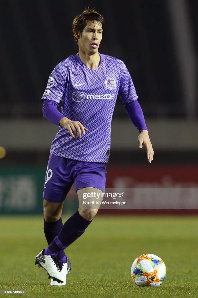 Sanfrecce Hiroshima v Chiangrai United - AFC Champions League Play Off : ニュース写真