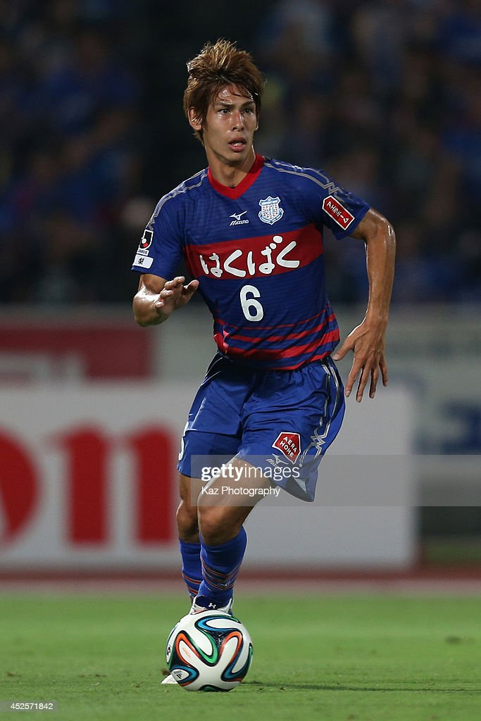 Ventforet Kofu v Cerezo Osaka - J.League 2014 : ニュース写真