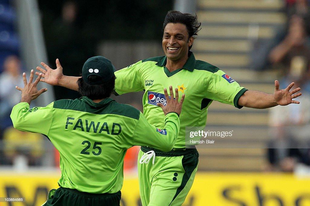 England v Pakistan - NatWest T20 International : News Photo