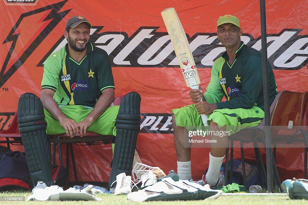 Shoaib Akhtar of Pakistan Announces His Retirement From International Cricket