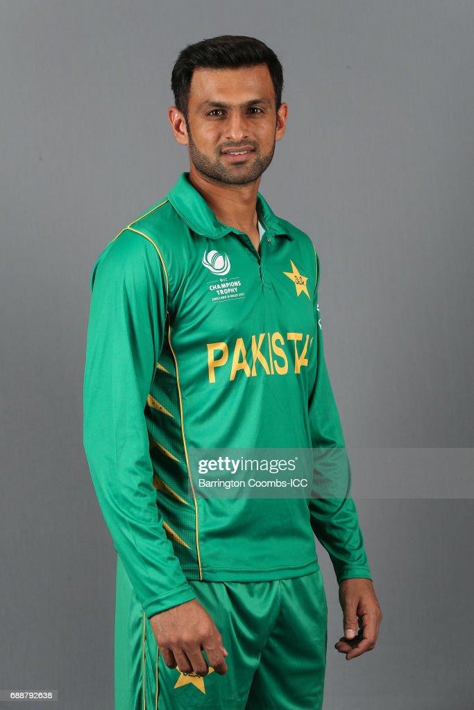 ICC Champions Trophy - Pakistan Portrait Session : Foto jornalística