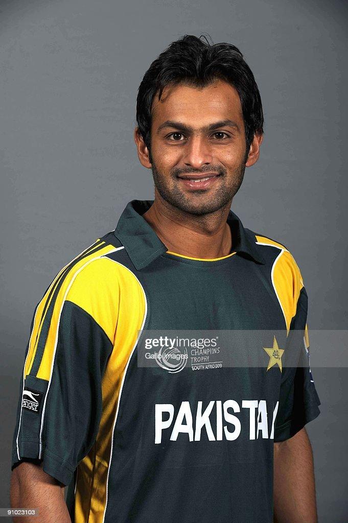 ICC Champions Photocall - Pakistan : News Photo