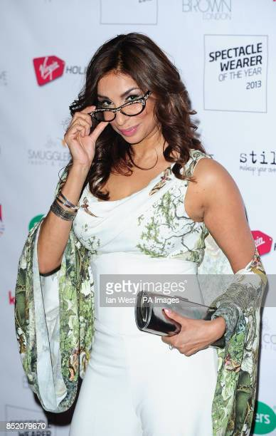 Shobna Gulati arriving at the Specsavers Spectacle Wearer of the Year Awards held at the Royal Opera House in London PRESS ASSOCIATION Photo Picture...