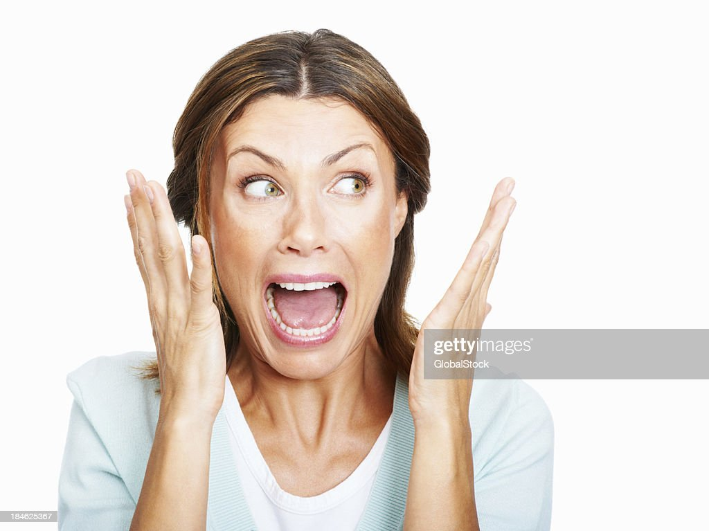 Shocked! : Stock Photo