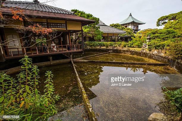 Shodensan-so is a a venue for promoting and practicing tea ceremony. As the variety of tea rooms confirm, Shodensan-so is not a temple but rather a...