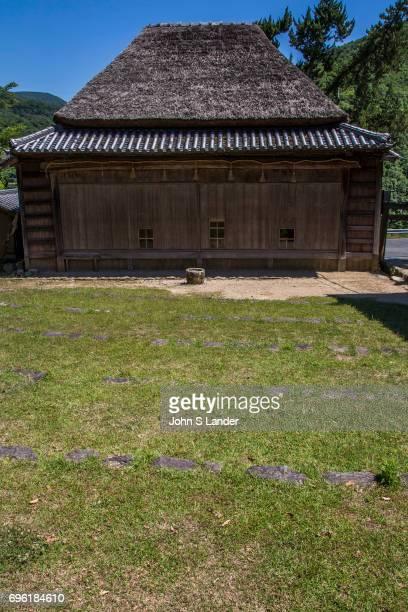 Shodoshima Outdoor Kabuki Stage where an outdoor kabuki stage on which local kabuki plays have been performed since the Edo Period Nakayama Noson...