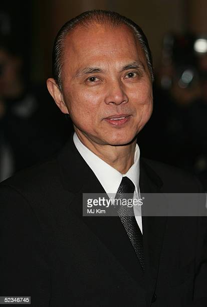 Shoe Designer Jimmy Choo arrives at the UK Premiere for 'Miss Congeniality 2' the sequel to 'Miss Congeniality' at Vue Leicester Square on March 9...