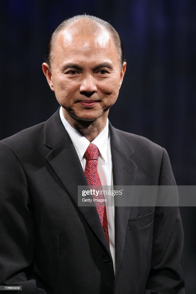Shoe Designer Jimmy Choo smiles after recieving his Lifetime Achievement Award from the Minister of Culture Arts and Heritage on the third day of Malaysian-International Fashion Week at the Kuala Lumpur Convention Centre on November 25, 2006 in Kuala Lumpur, Malaysia.