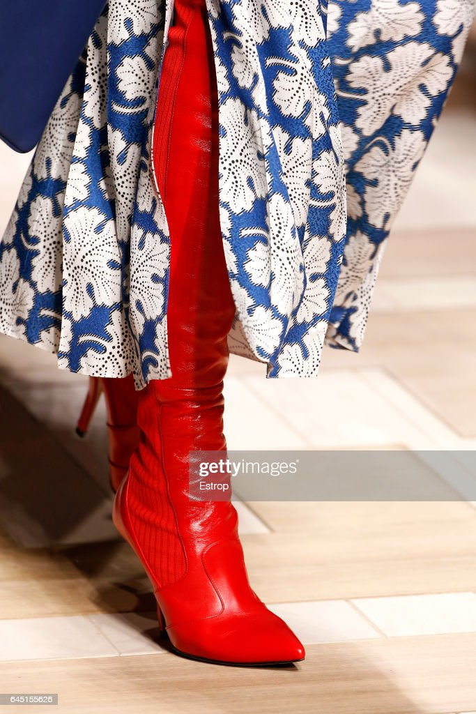 Fendi - Details - Milan Fashion Week Fall/Winter 2017/18 : News Photo