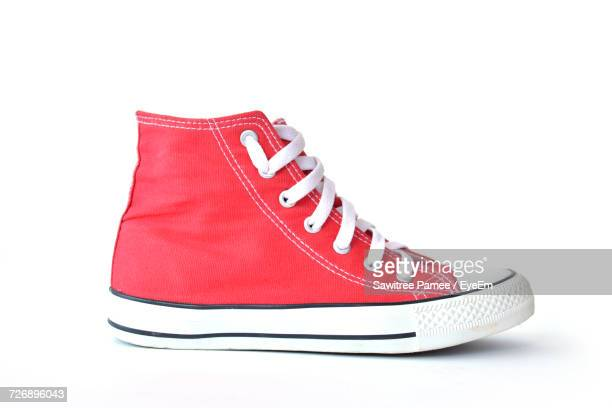 Shoe On White Background