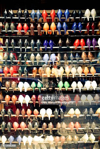 shoe - multi colored shoe stock pictures, royalty-free photos & images