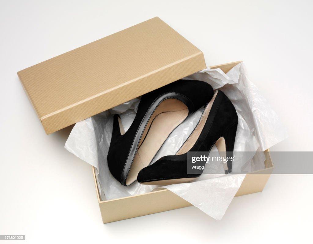 靴のショッピング : ストックフォト