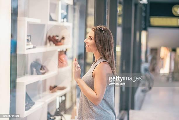 Shoe shopping time!