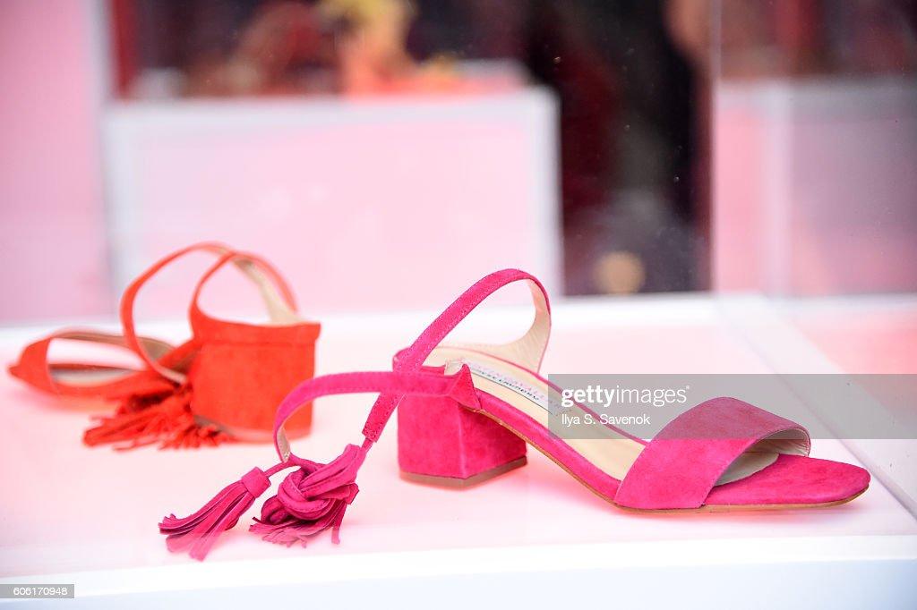 NY: Kristin Cavallari Emerald DUV Jewelry + Chinese Laundry - Presentatation - September 2016 Style360