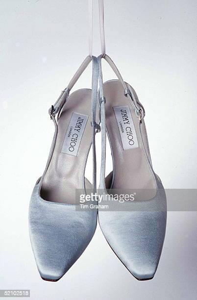 Shoes By Jimmy Choo As Worn By Princess Diana.