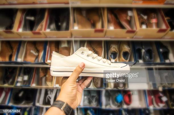 shoes collection - collection stock pictures, royalty-free photos & images