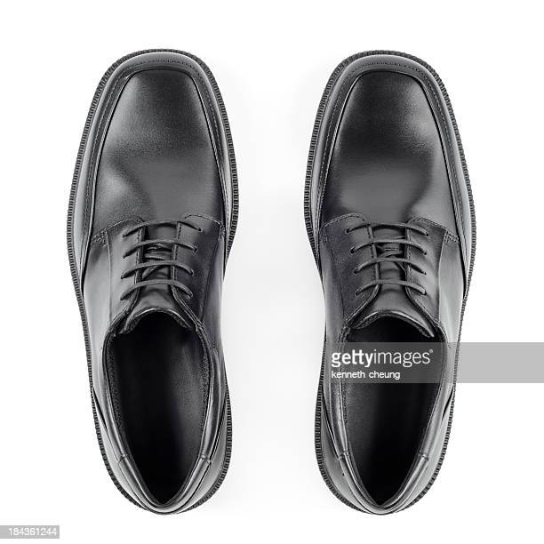 shoes for daily wear for working men - high section stock pictures, royalty-free photos & images