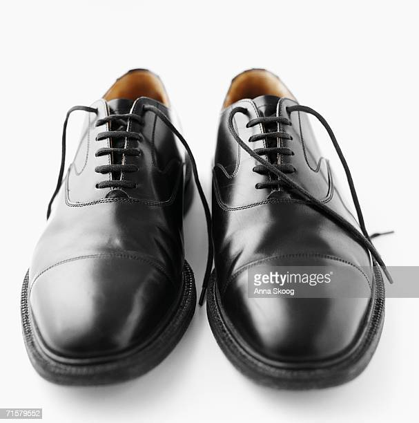 Shoes on a white background.