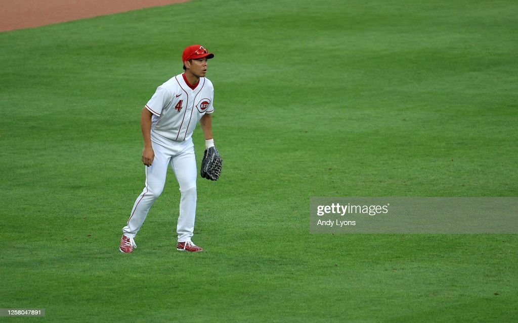 Detroit Tigers v Cincinnati Reds : News Photo