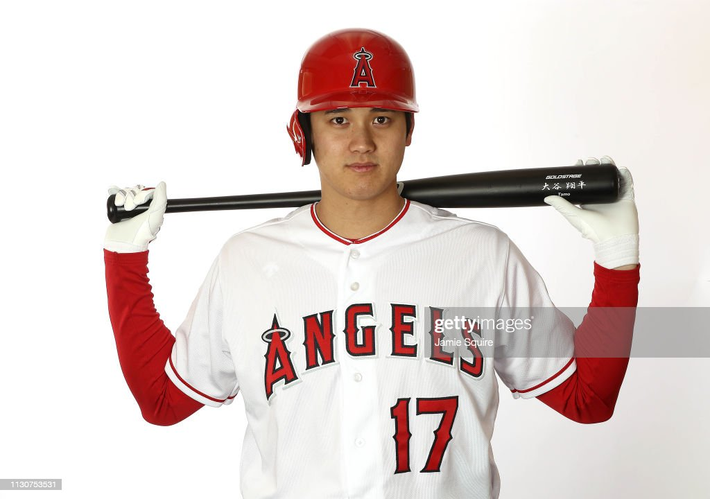AZ: Los Angeles Angels of Anaheim Photo Day