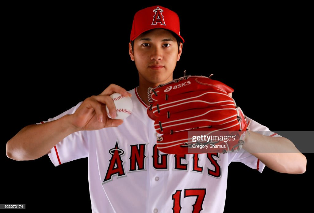 Los Angeles Angels Photo Day : News Photo