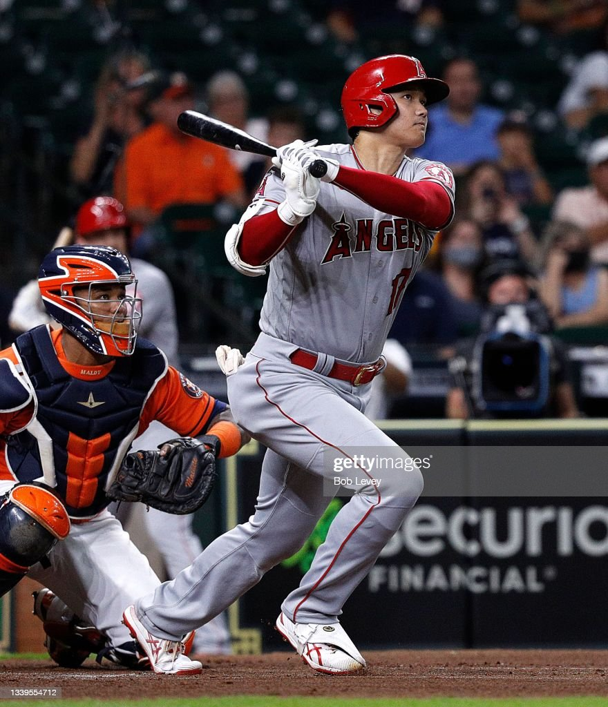 Los Angeles Angels v Houston Astros : ニュース写真