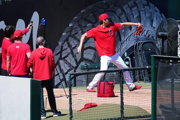 CA: Houston Astros v Los Angeles Angels of Anaheim