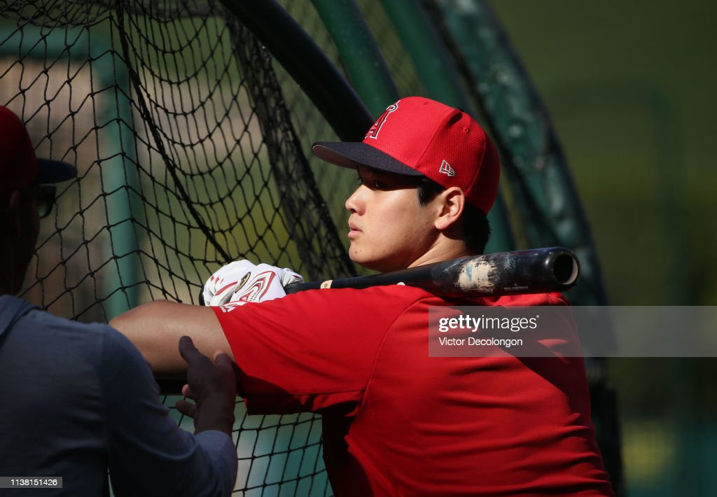 CA: Seattle Mariners v Los Angeles Angels of Anaheim