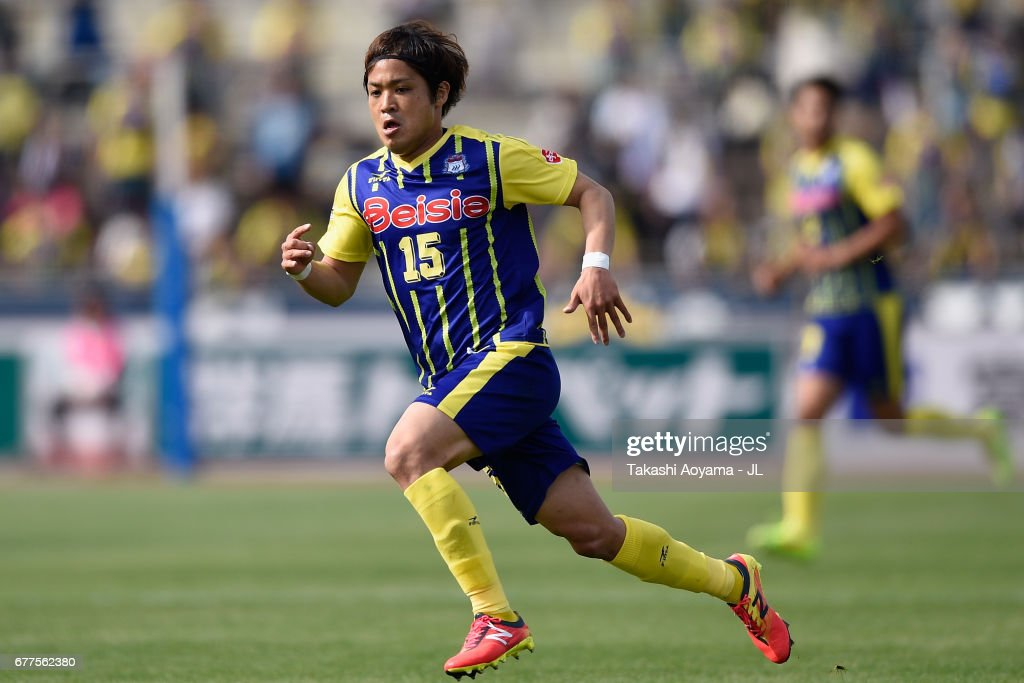 Thespa Kusatsu Gunma v FC Gifu - J.League J2 : News Photo