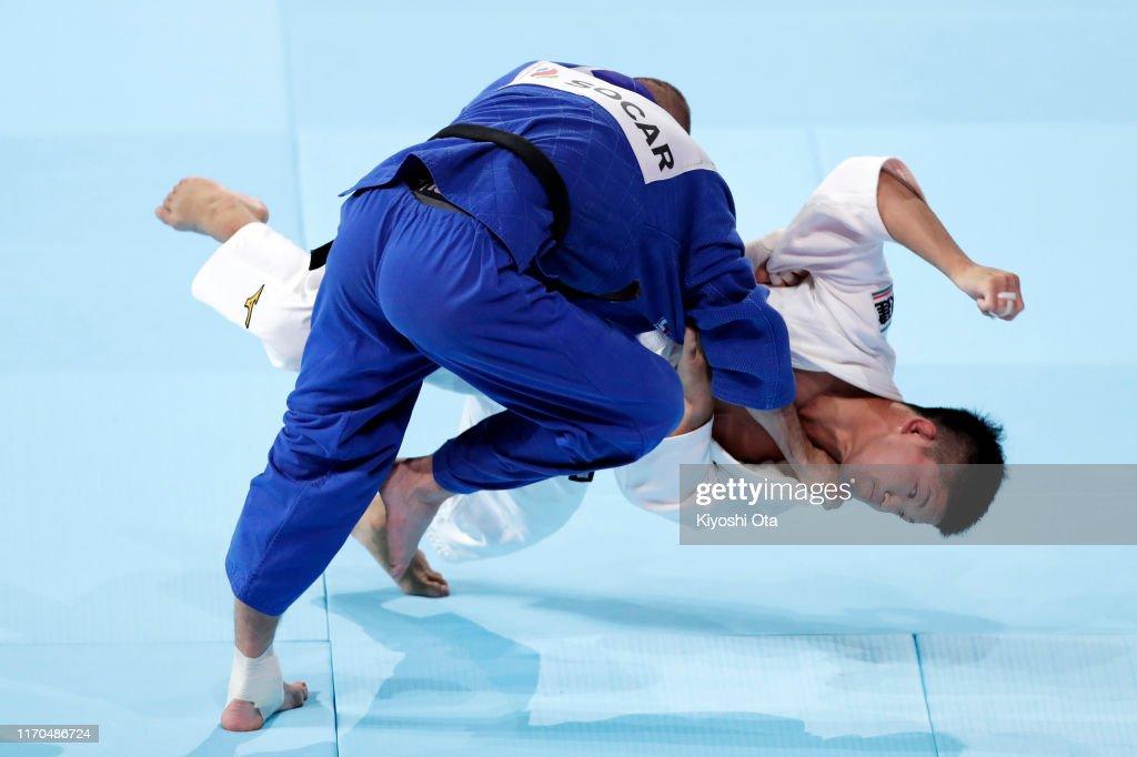 World Judo Championships - Day 3 : ニュース写真