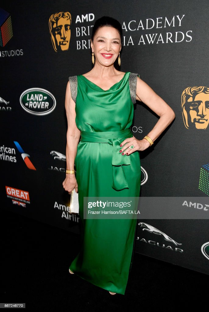 2017 AMD British Academy Britannia Awards Presented by American Airlines And Jaguar Land Rover - Red Carpet