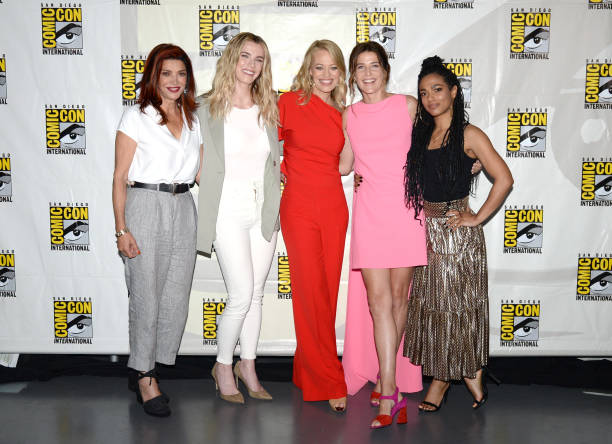 """CA: Entertainment Weekly's """"Women Who Kick Ass"""" Panel At San Diego Comic-Con 2019"""
