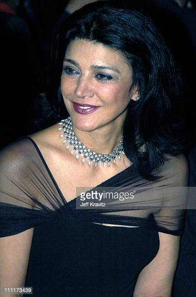 Shohreh Aghdashloo during Shoah Foundation Exclusive Event at Amblin Entertainment on Universal Studios in Universal City California United States