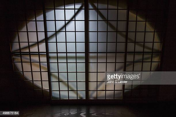 Shoji Paper Screens In traditional Japanese architecture a shojiis a door window or room divider consisting of paper over a frame of wood which holds...