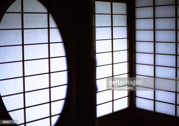 Shoji, paper screens