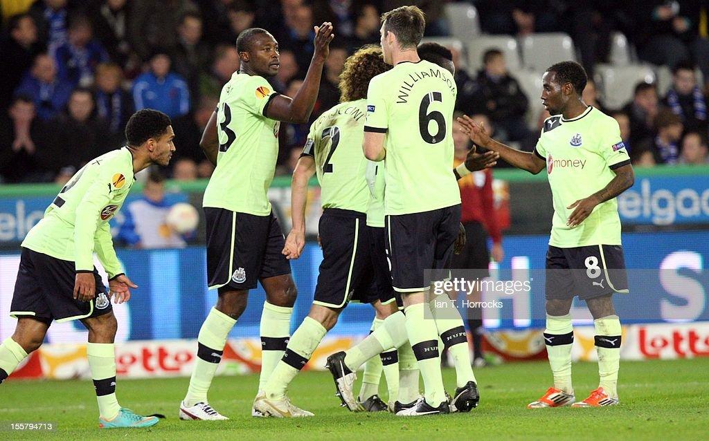 Club Brugge KV v Newcastle United FC - UEFA Europa League