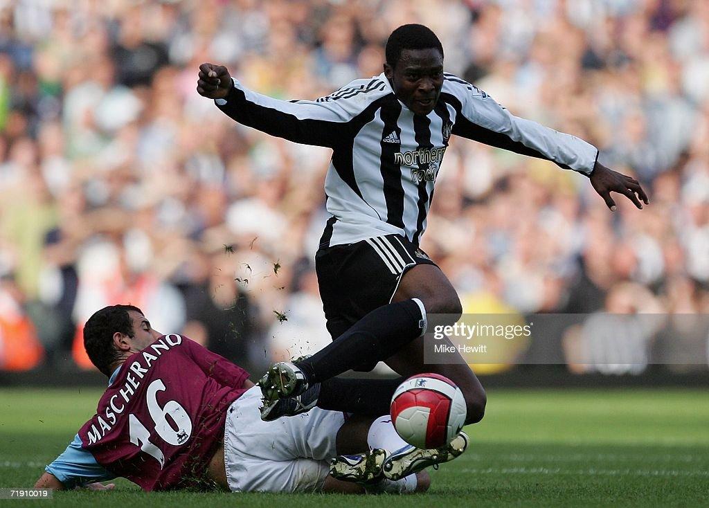 West Ham United v Newcastle United : News Photo