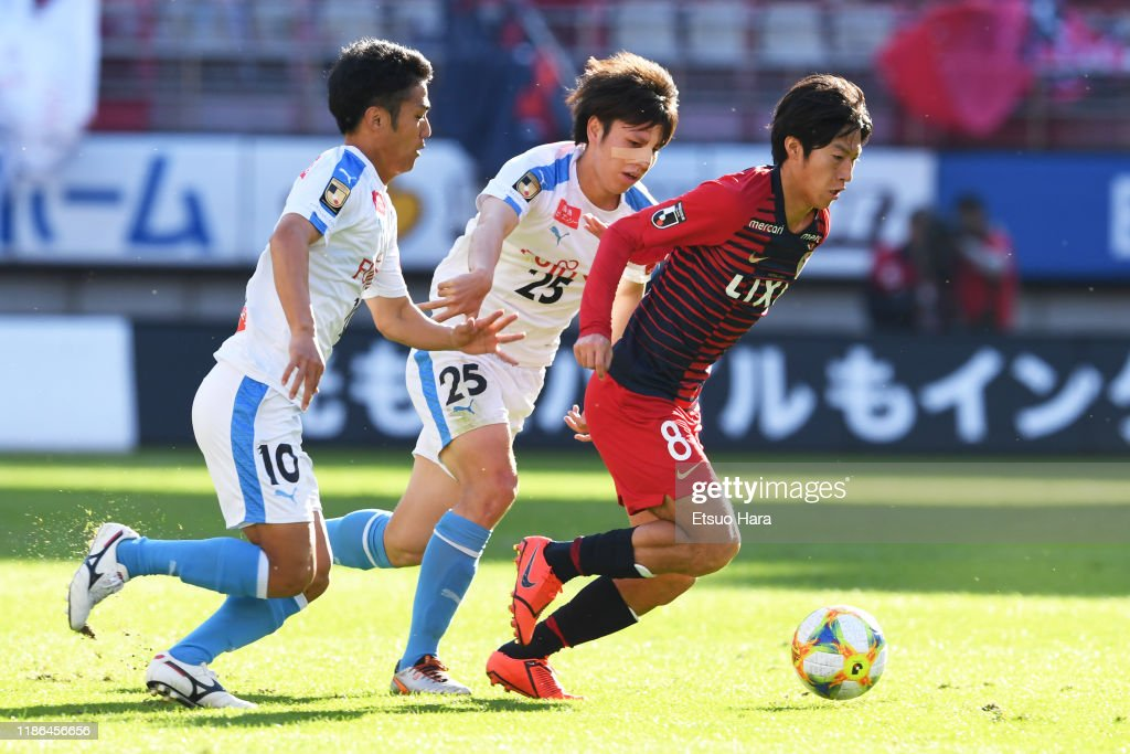 Kashima Antlers v Kawasaki Frontale - J.League J1 : ニュース写真