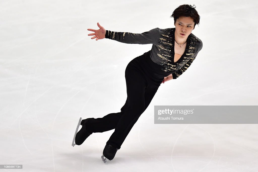 87th Japan Figure Skating Championships - Day 2 : News Photo