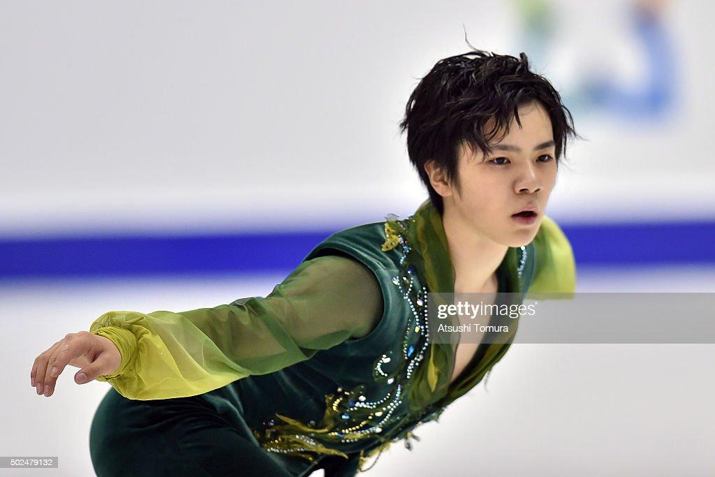 2015 Japan Figure Skating Championships - Day 2 : ニュース写真