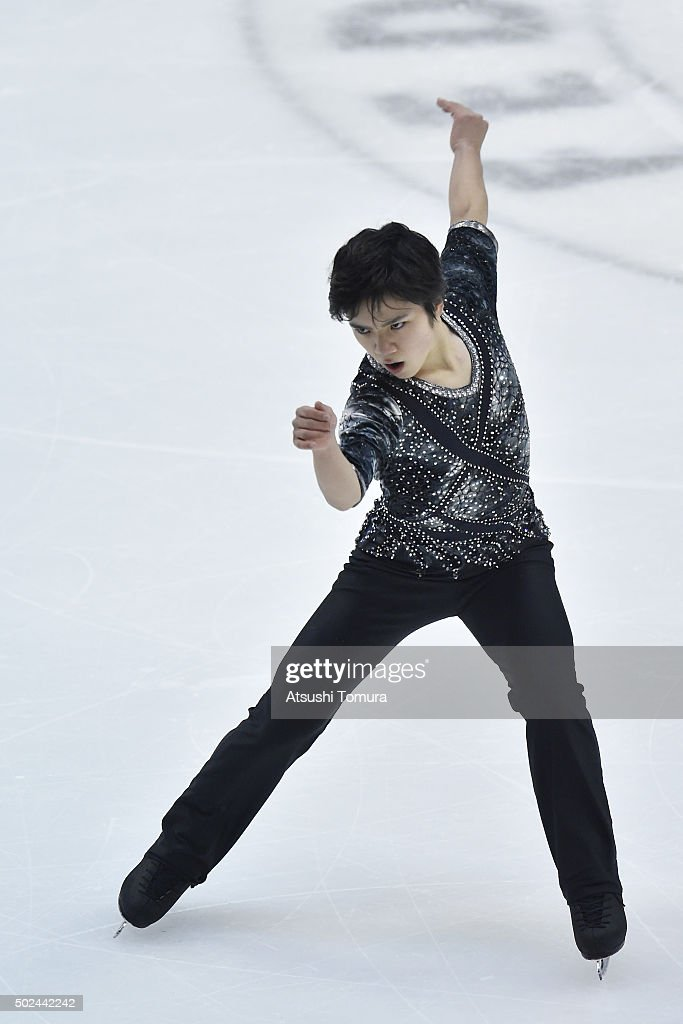 2015 Japan Figure Skating Championships - Day 1 : ニュース写真