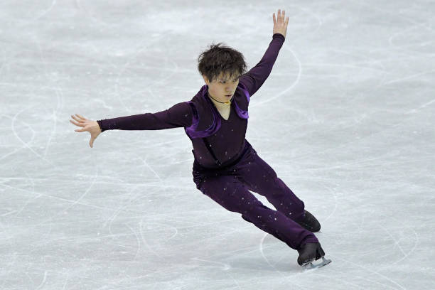 JPN: ISU Grand Prix of Figure Skating NHK Trophy