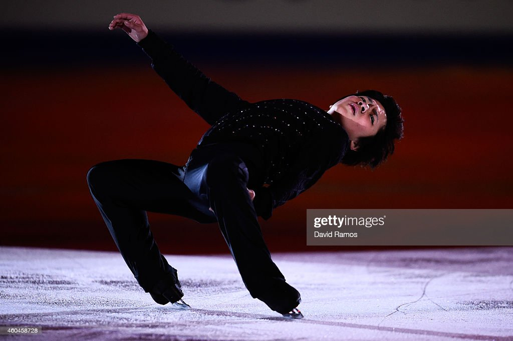 ISU Grand Prix of Figure Skating Final 2014/2015 - Day Four : News Photo
