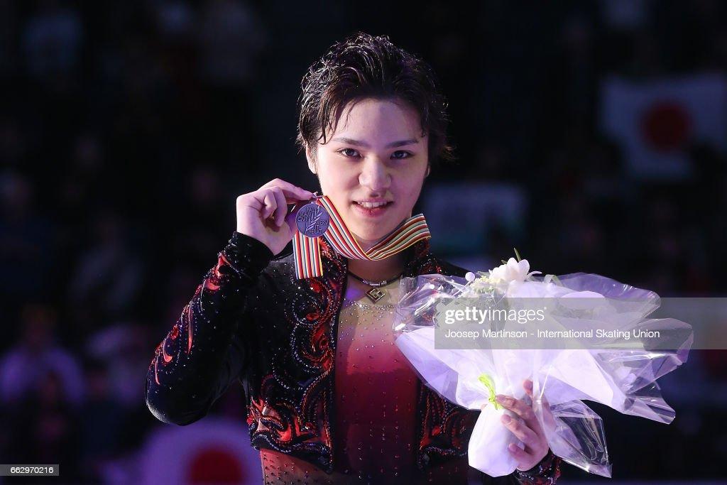 World Figure Skating Championships - Helsinki Day 4 : ニュース写真