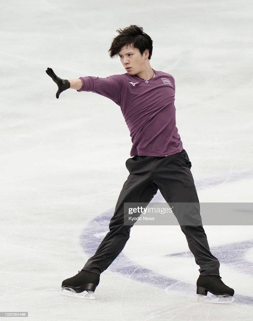 Figure skating: World Team Trophy : ニュース写真