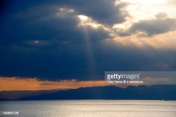 Shonan angel's sunset
