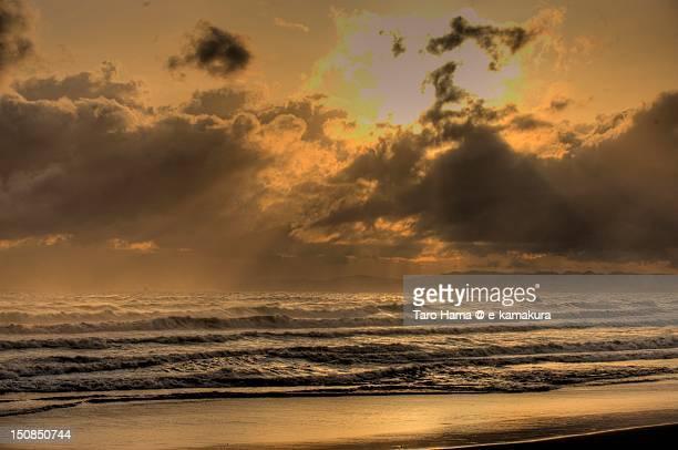 Shonan sunset