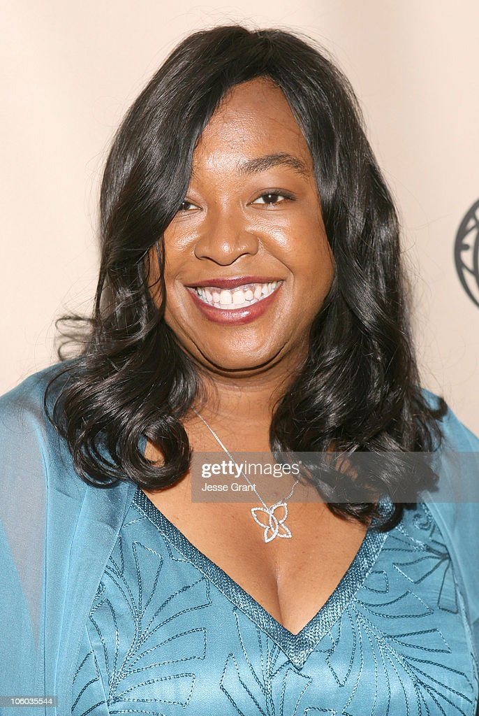 Shonda Rhimes during 58th Annual Primetime Emmy Award Nominees for Outstanding Writing Reception at French 75 Bistro in Century City, California, United States.