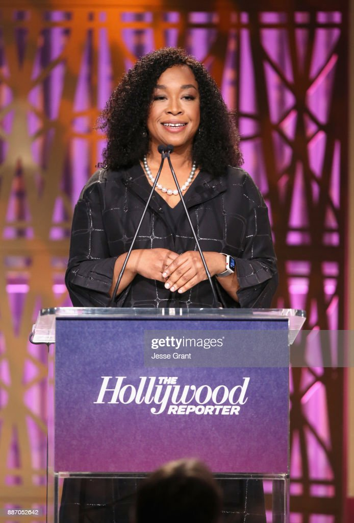 The Hollywood Reporter's 2017 Women In Entertainment Breakfast - Show : Fotografía de noticias