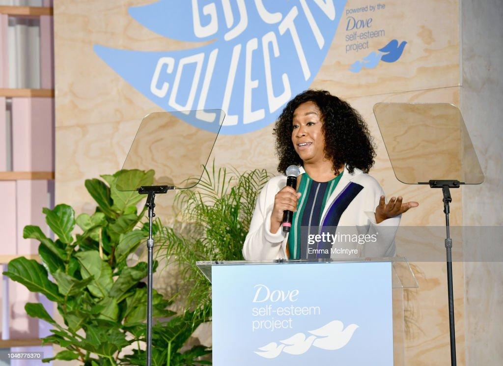 """Dove Launches """"Girl Collective"""" - The First Ever Dove Self-Esteem Project Mega-Event : Fotografía de noticias"""